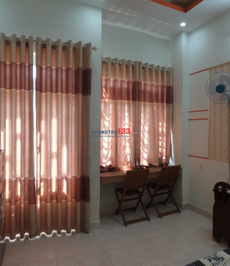Cho thuê phòng trọ full nội thất 231 Tân Sơn
