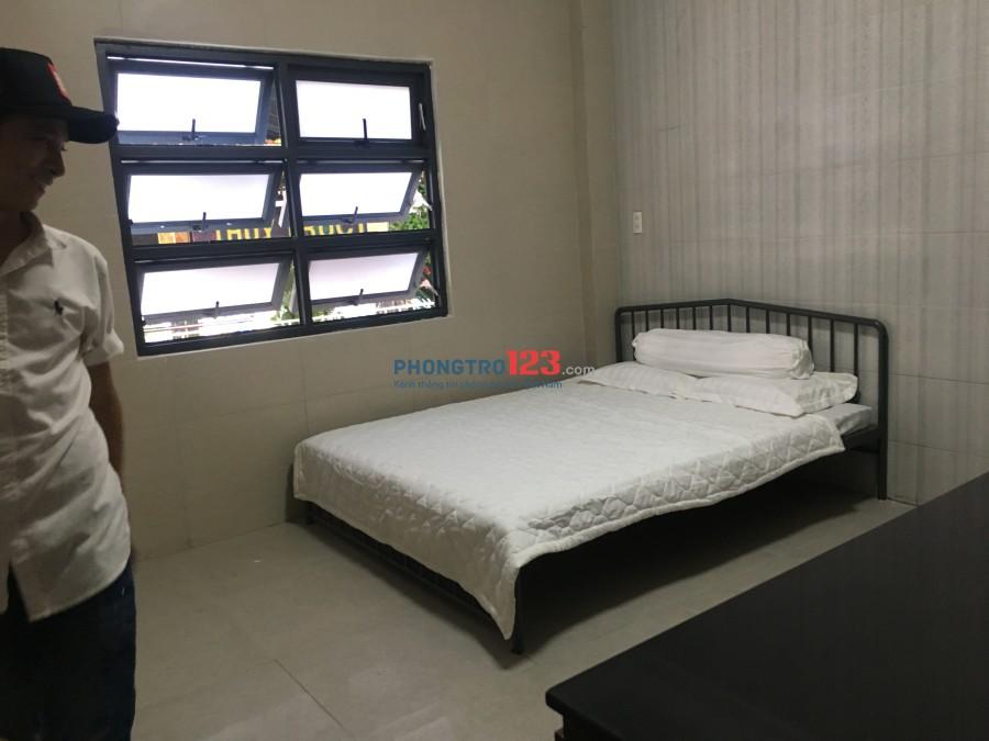 Phòng trọ cao cấp mới xây Tân Hương- Tân Phú