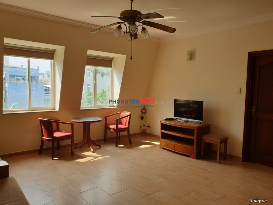 Cho thuê phòng ở Quận Bình Thạnh 52m2 & 78m2 Đường D2 gần ĐH Hutech. Giá 8 tr/th