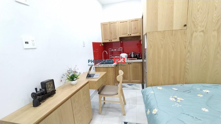 Phòng trọ cao cấp giá rẻ ngay trung tâm quận Phú Nhuận, đường Phùng Văn Cung