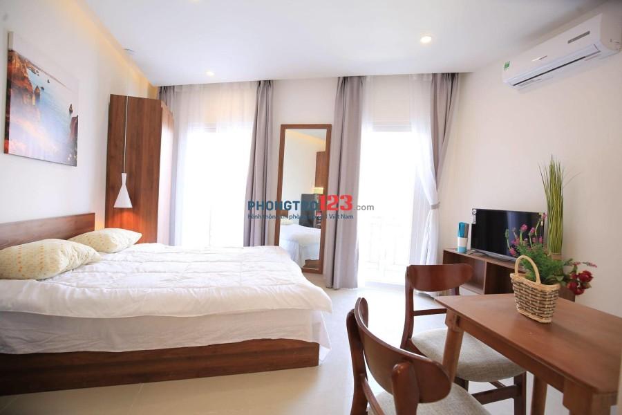Căn hộ cao cấp đủ mọi tiện nghi ngay trung tâm Phú Nhuận
