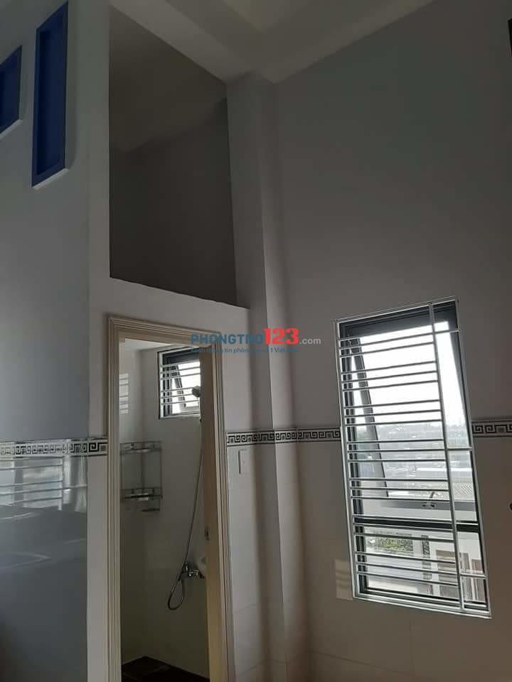 Cho thuê phòng trọ cao cấp khu Công Nghệ Cao - 568 Đường Lê Văn Việt, Phường Long Thạnh Mỹ, Quận 9