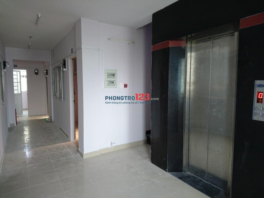 Phòng máy lạnh có gác, bếp, GIỜ TỰ DO, đường 35-Lâm Văn Bền