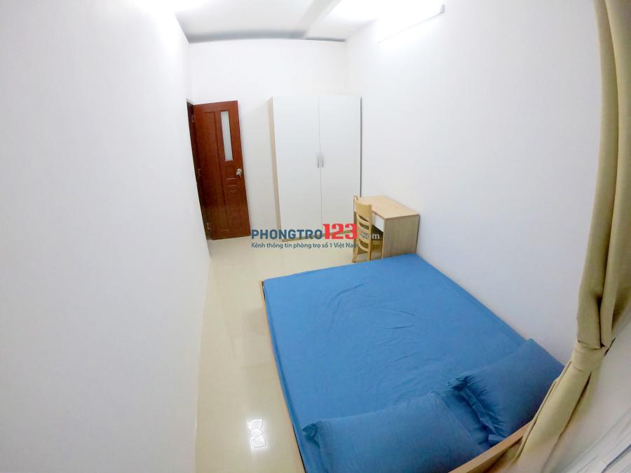 Căn hộ 2PN / Ban công / Full nội thất Phạm Hùng, quận 8, giá 6.9tr/tháng