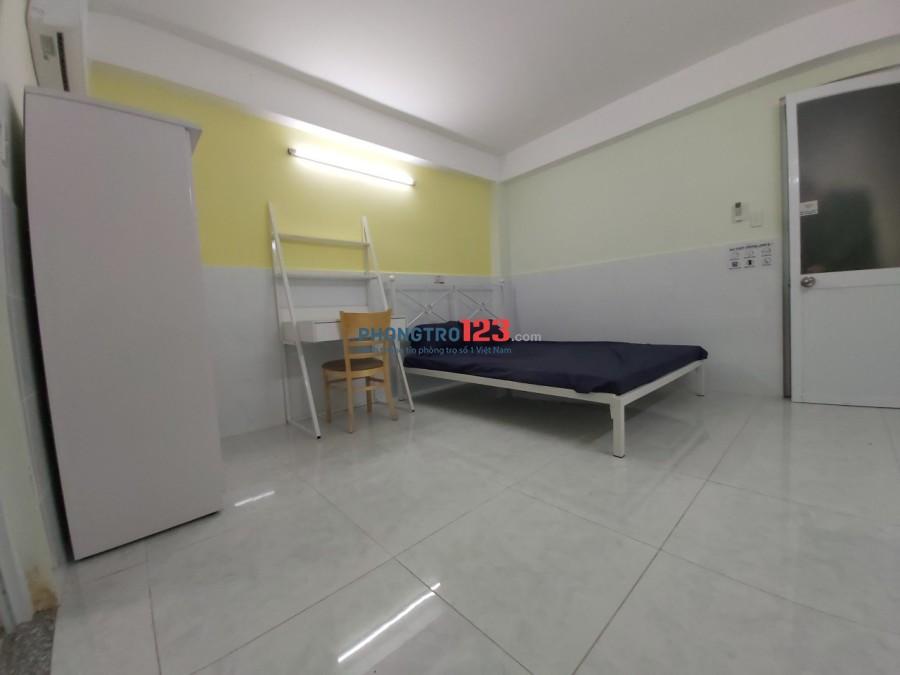 Cho thuê phòng trọ gò vấp Nguyễn Tư Giản