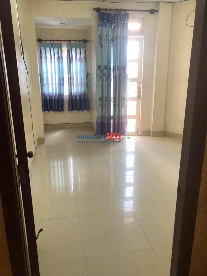 Cho thuê phòng trọ đường Nguyễn Văn Khối (Cây Trâm)