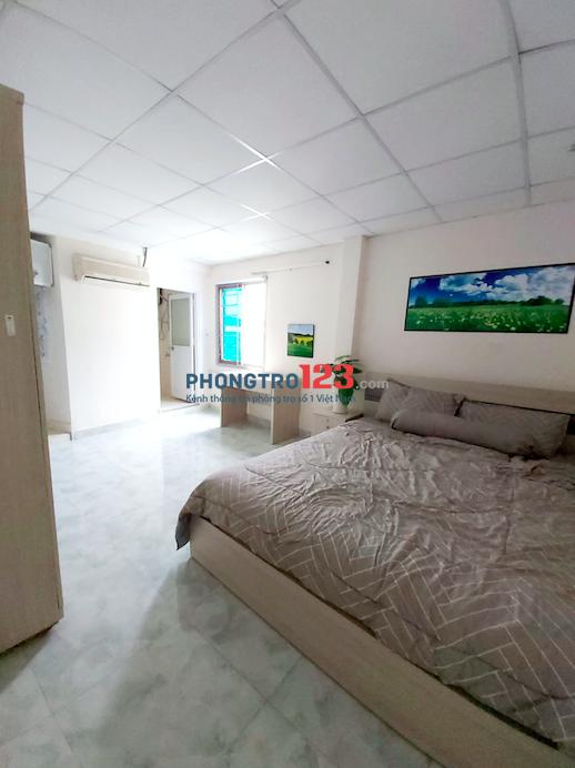 Phòng đủ tiện nghi cho thuê ngắn/dài hạn gần Huỳnh Văn Bánh, Phú Nhuận