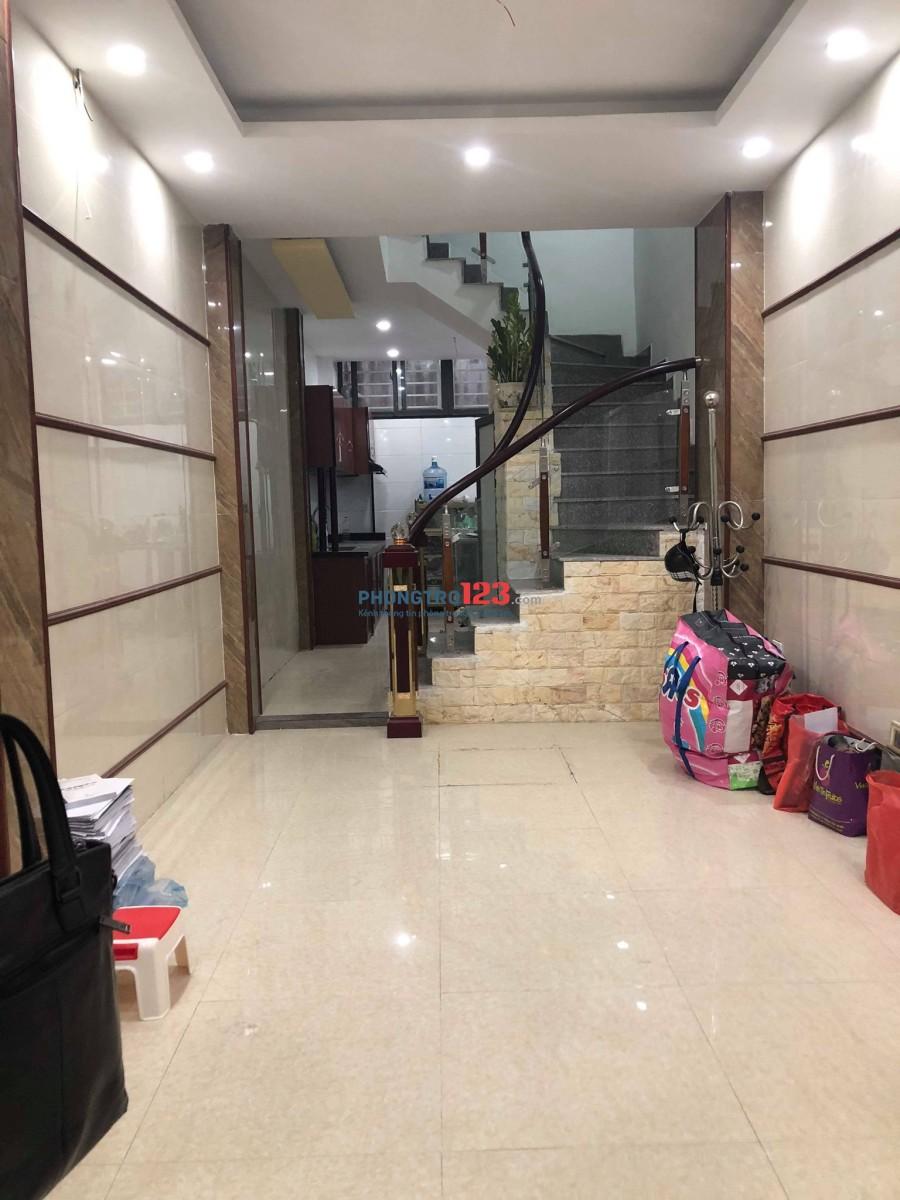Cho thuê phòng trọ phố Tôn Đức Thắng, Đống Đa, Hà Nội
