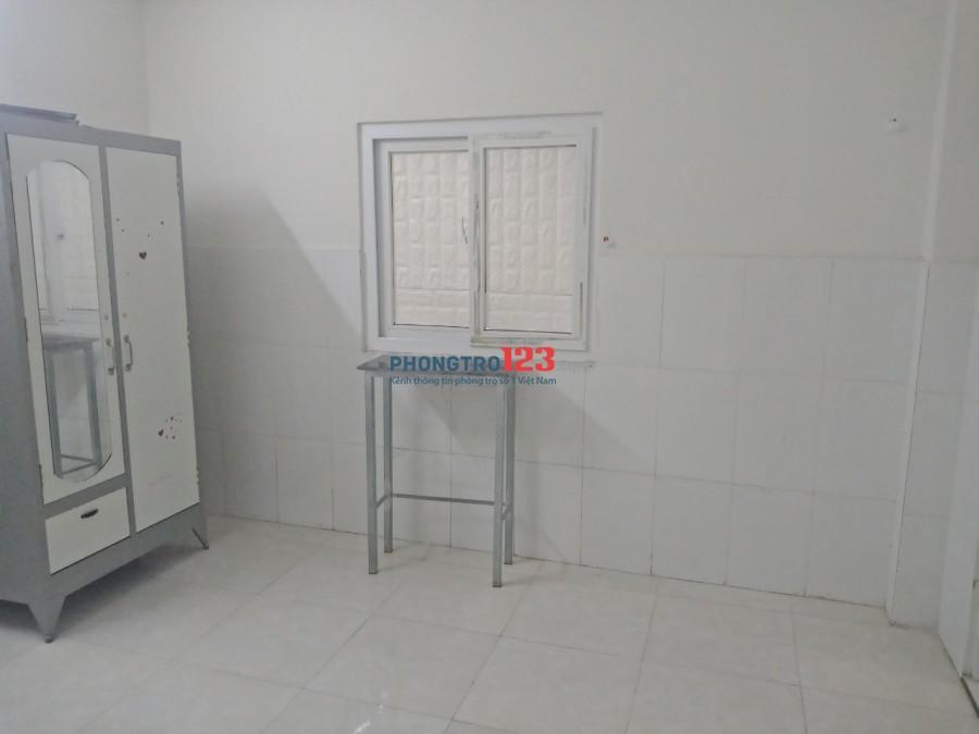 Phòng trọ giá rẻ có máy giặt máy lạnh ngay Hạnh Thông Tây