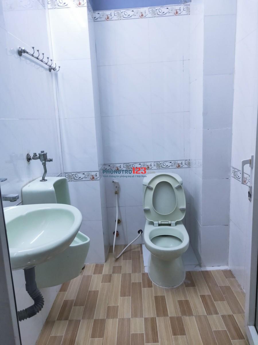 Phòng trọ full nội thất cao cấp đầy đủ tiện nghi