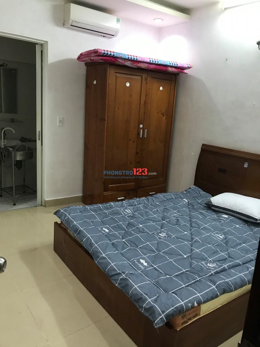 Cho thuê phòng trọ gần Etown quận Tân Bình