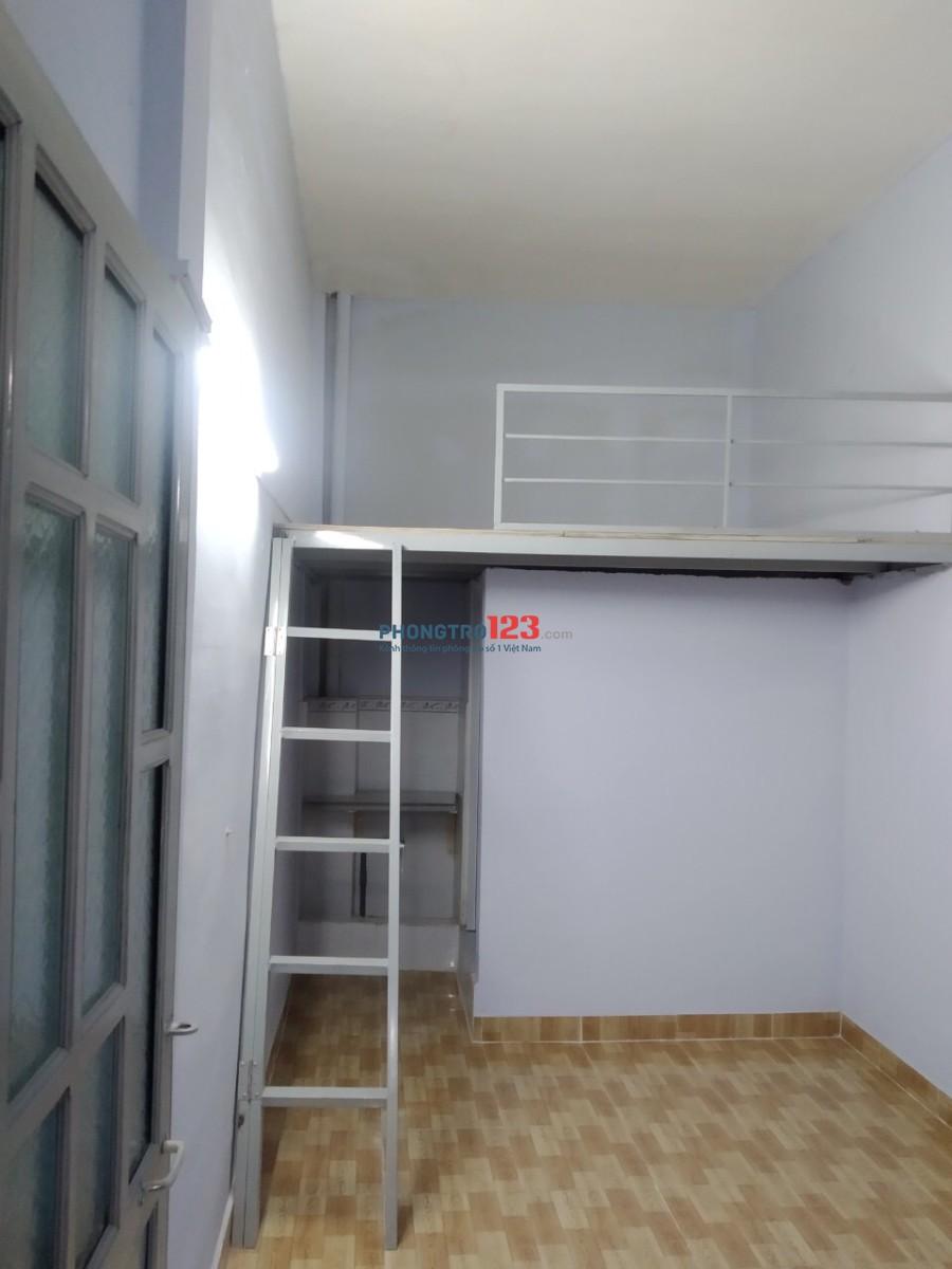 Cho thuê phòng trọ mới xây quận 6, gần trung tâm
