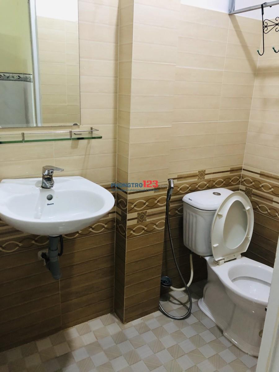 [Bình Thạnh] Cho thuê phòng mới đường Vạn Kiếp, gần chợ Bà Chiểu. Giá 3,7tr