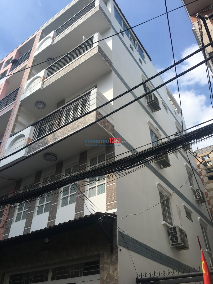 Phòng trọ cao cấp Phú Nhuận 27m2