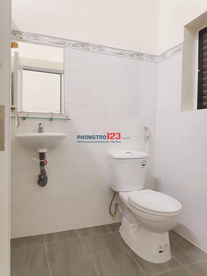Cho thuê phòng giá chỉ từ 3tr ngay Gò Vấp_mới 100%_y hình