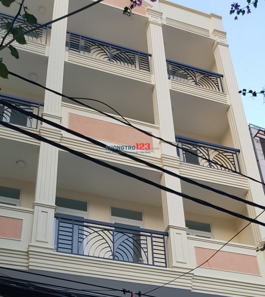 Chỉ còn 3 phòng cuối cùng căn hộ dịch vụ cao cấp mới 100%, ban công, thang máy, 230/22 Pasteur, Q.3