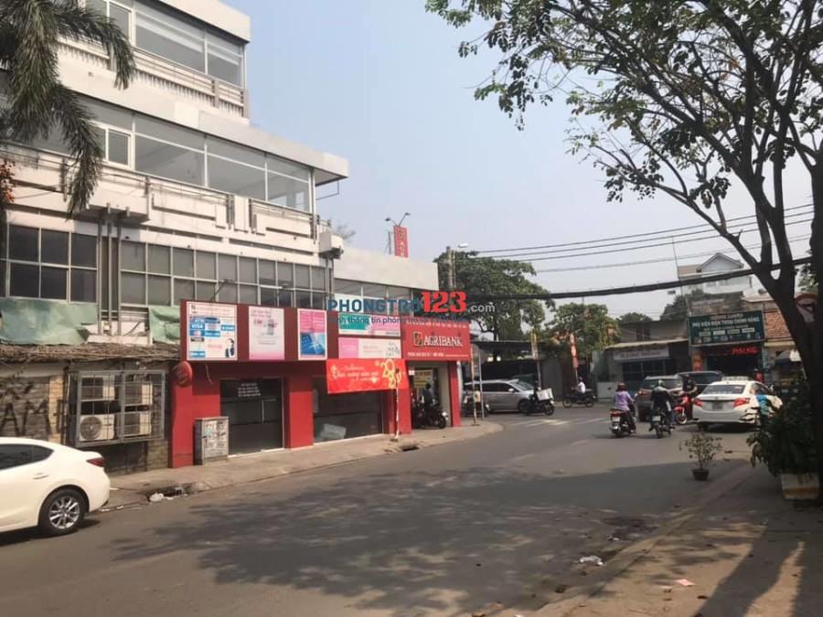 Cho thuê nhà 2 mặt tiền tại 282 đường Ung Văn Khiêm, P. 25, Quận Bình Thạnh.