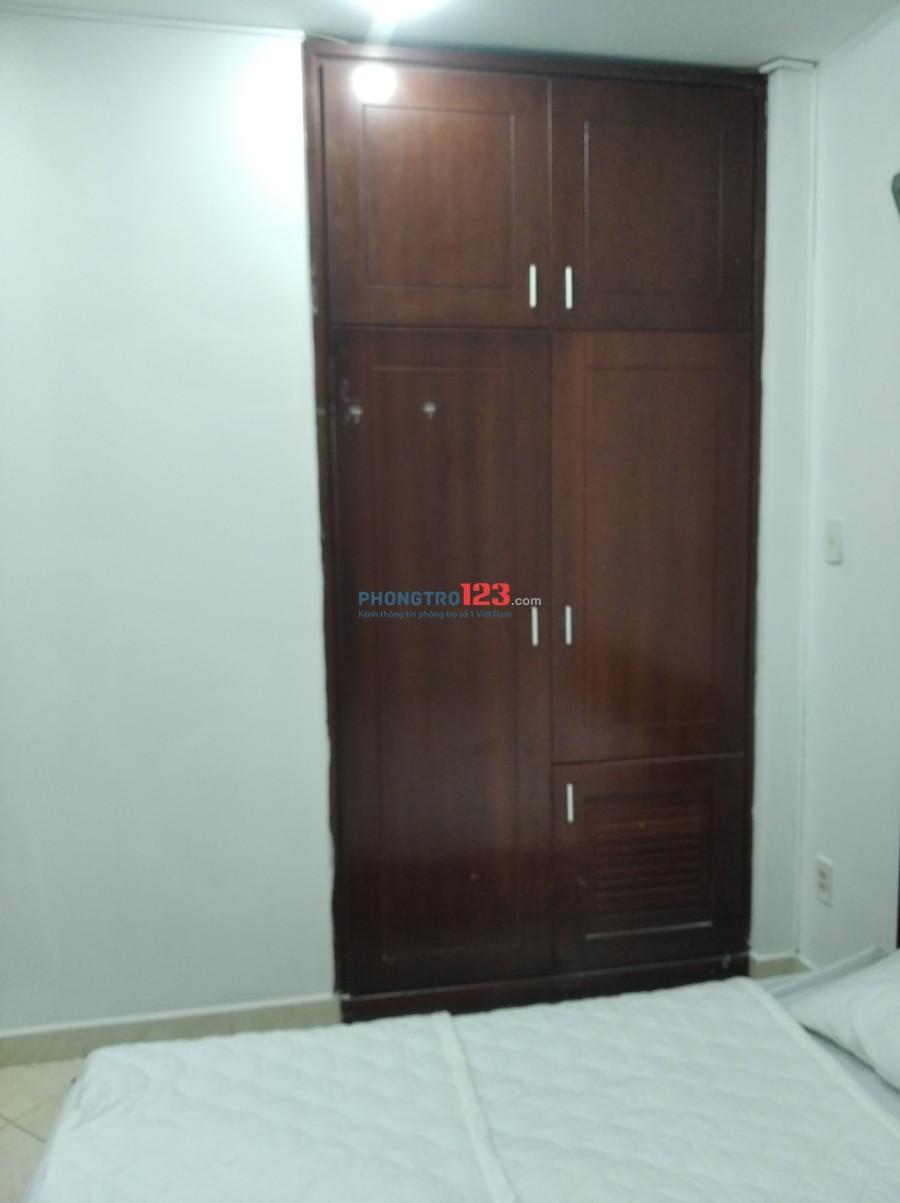 Phòng trọ cho thuê full nội thất siêu tiện nghi giá rẻ bậc nhất khu vực