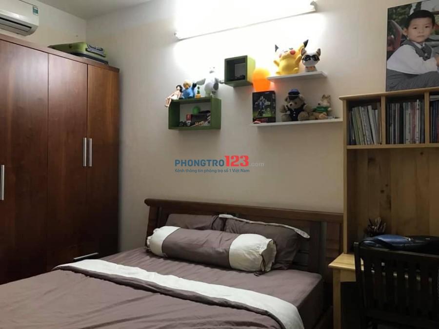 Còn dư 2 phòng chung cư quận Gò Vấp