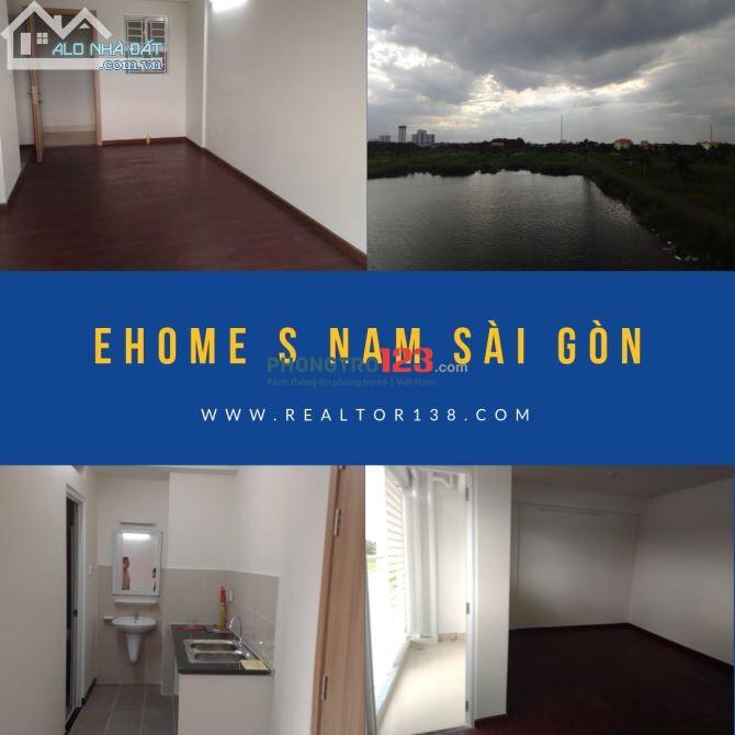 Cho thuê căn hộ ehomes 40m2 2 phòng ngủ