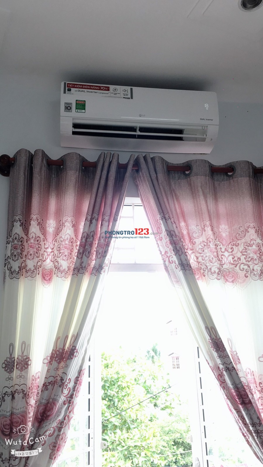 Ở ghép máy lạnh, máy giặt, tắm nước nóng -700k Phạm Hùng