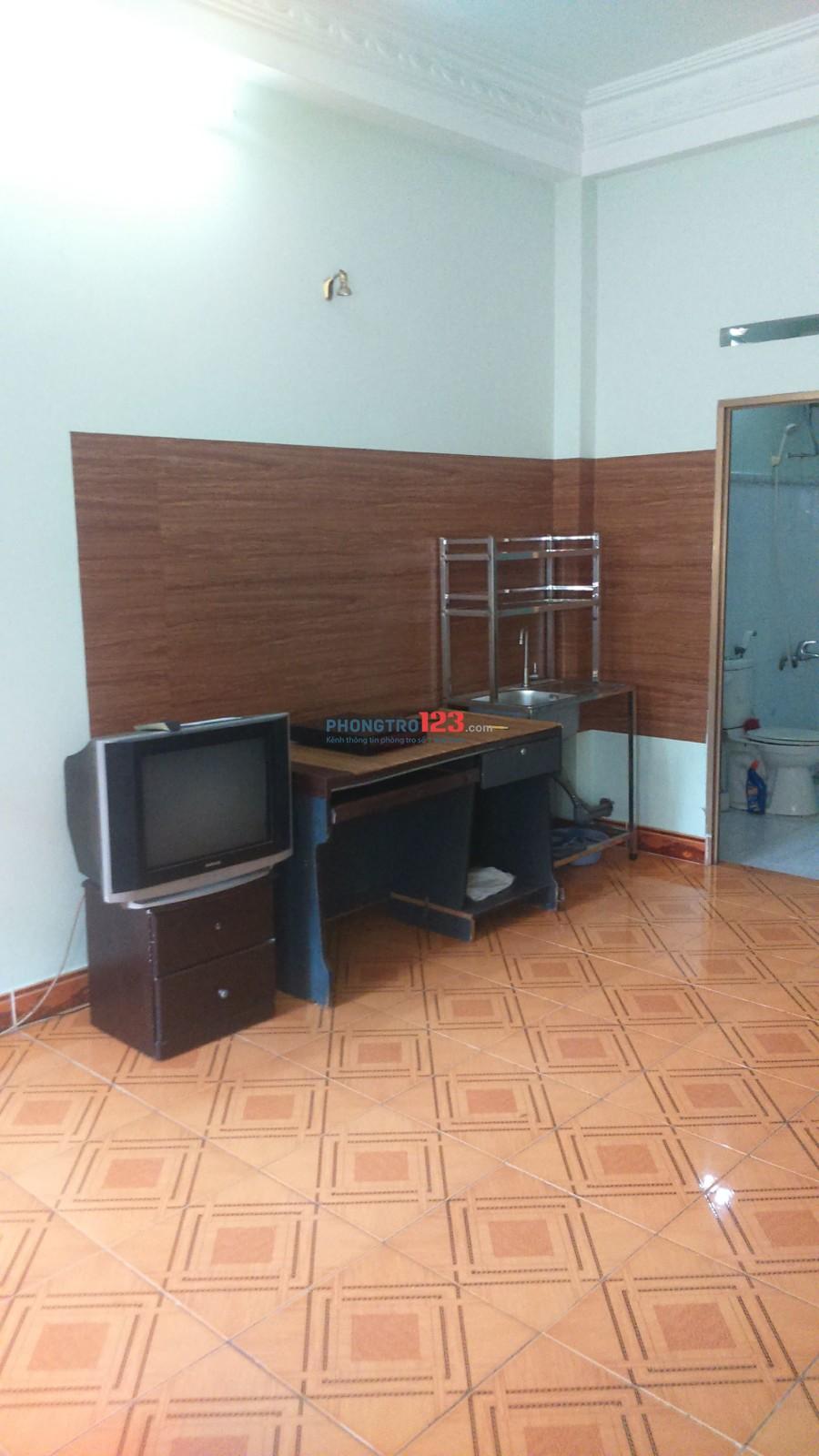 Phòng cho thuê Ưu tiên nhân viên văn phòng làm tại Etown, Quận Tân Bình