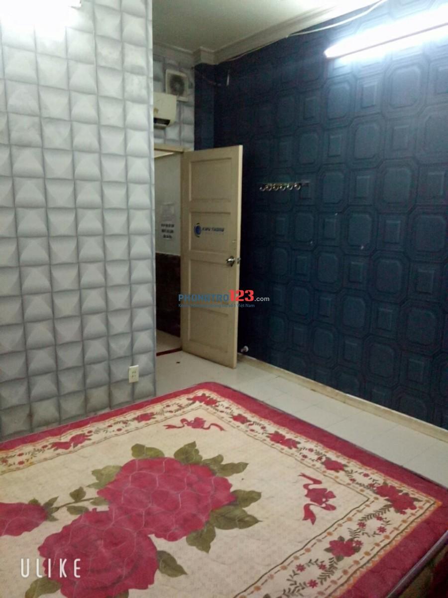 Phòng cao cấp 27m2: 386/39 Lê Văn Sỹ, Q3: 3.7tr. Toilet trong phòng, LH: 0914.895.118