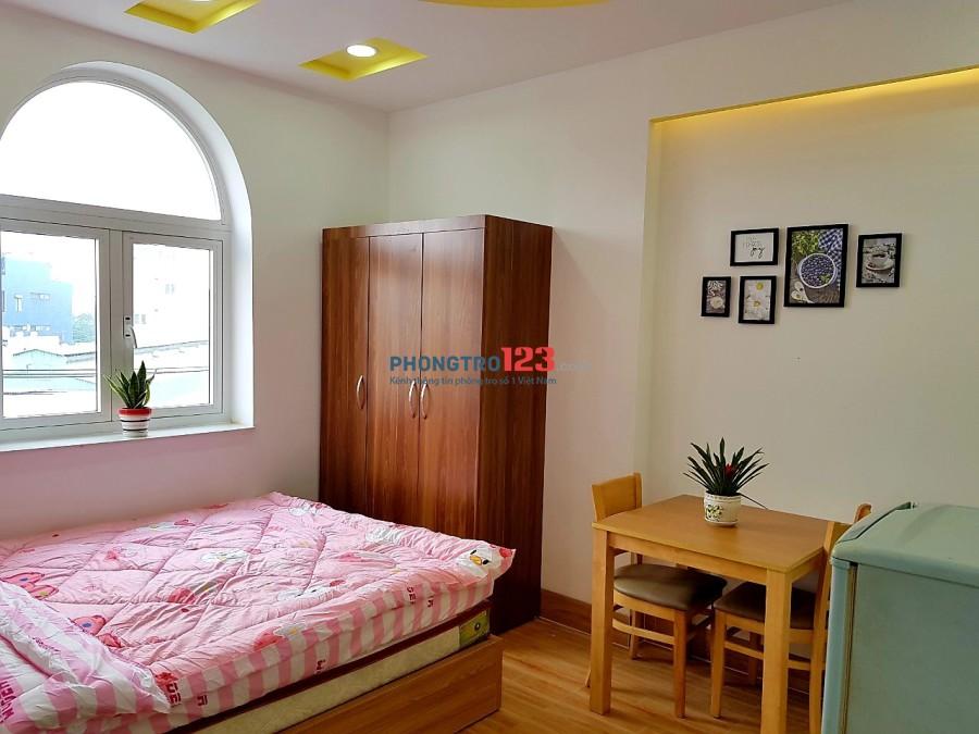 Căn hộ mới đẹp FULL NỘI THẤT CAO CẤP ở đường An Dương Vương P10 Quận 6