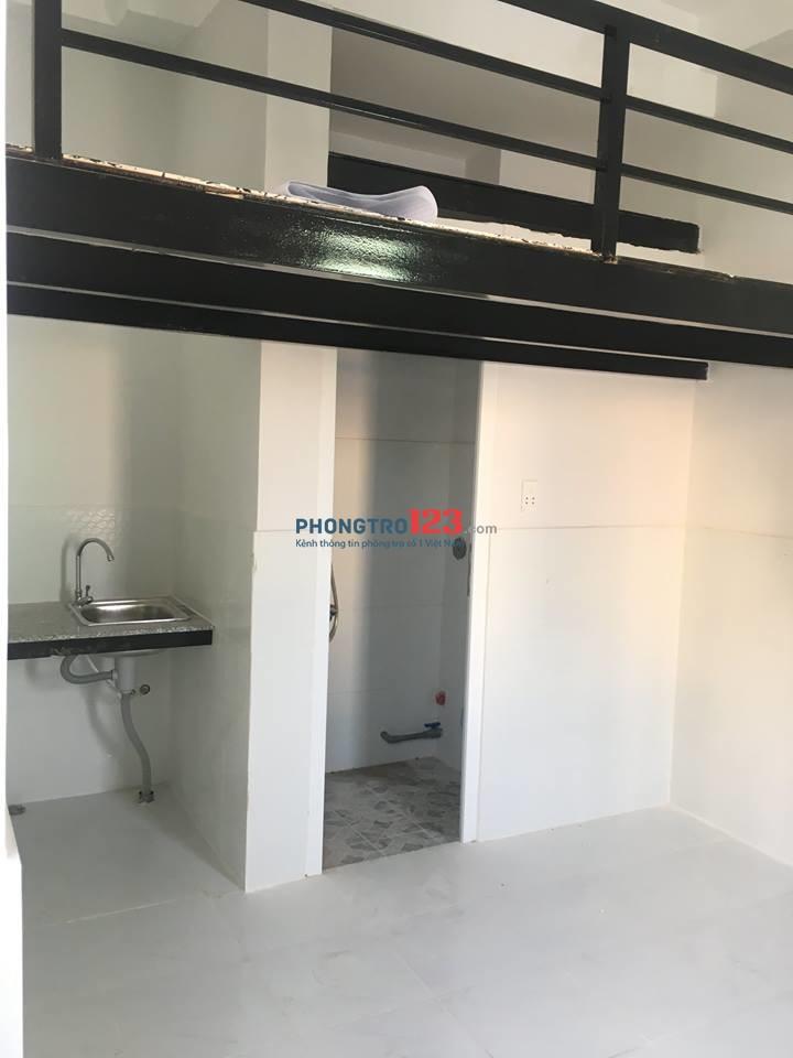 Phòng mới, sạch sẽ hiện đại ở trung tâm sầm uất nhất Q7