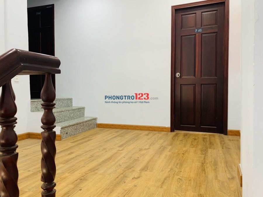 Cho thuê căn hộ dịch vụ cao cấp số 145 Võ Duy Ninh, Phường 25, quận Bình Thạnh
