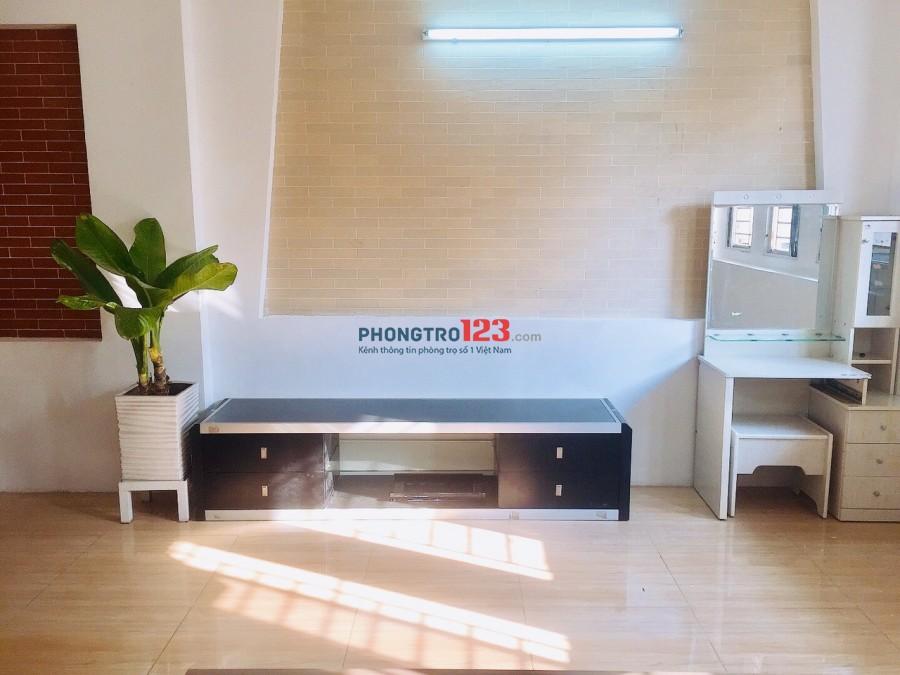 Phòng Đẹp 40 m2 Mới Xây - Thích Quảng Đức Phú Nhuận - Full Tiện Nghi