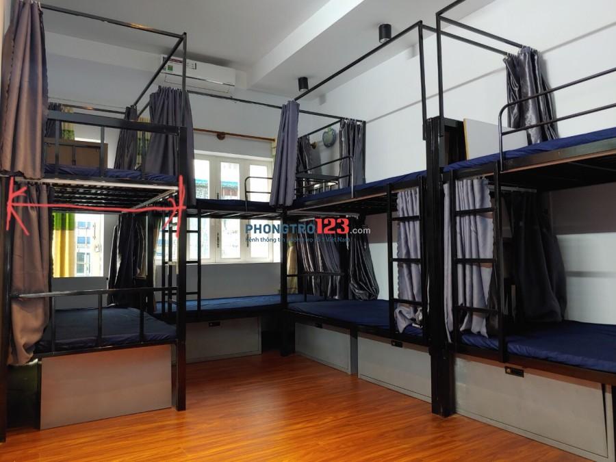 cho thuê Ký Túc Xá full nội thất cạnh KCN cao Q9, 350m2 sàn, giá chỉ 1.38tr/tháng trọn gói, lh Hùng 0914776328
