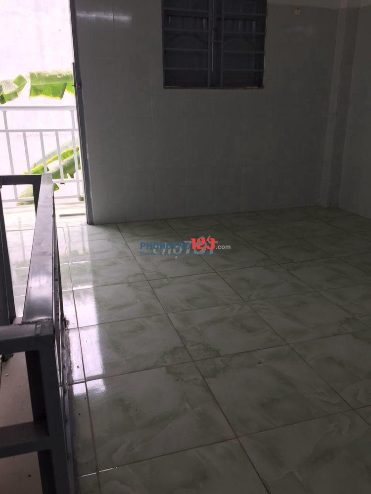 Cho thuê phòng trọ Quận 9 (diện 40 m2, mặt tiền, đường 6m)