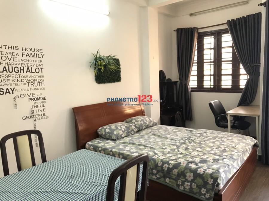 Cho thuê phòng Full nội thất 40m2 nhà mặt tiền nguyên căn tại 31 Kp4 Đường 14 An Phú Q2