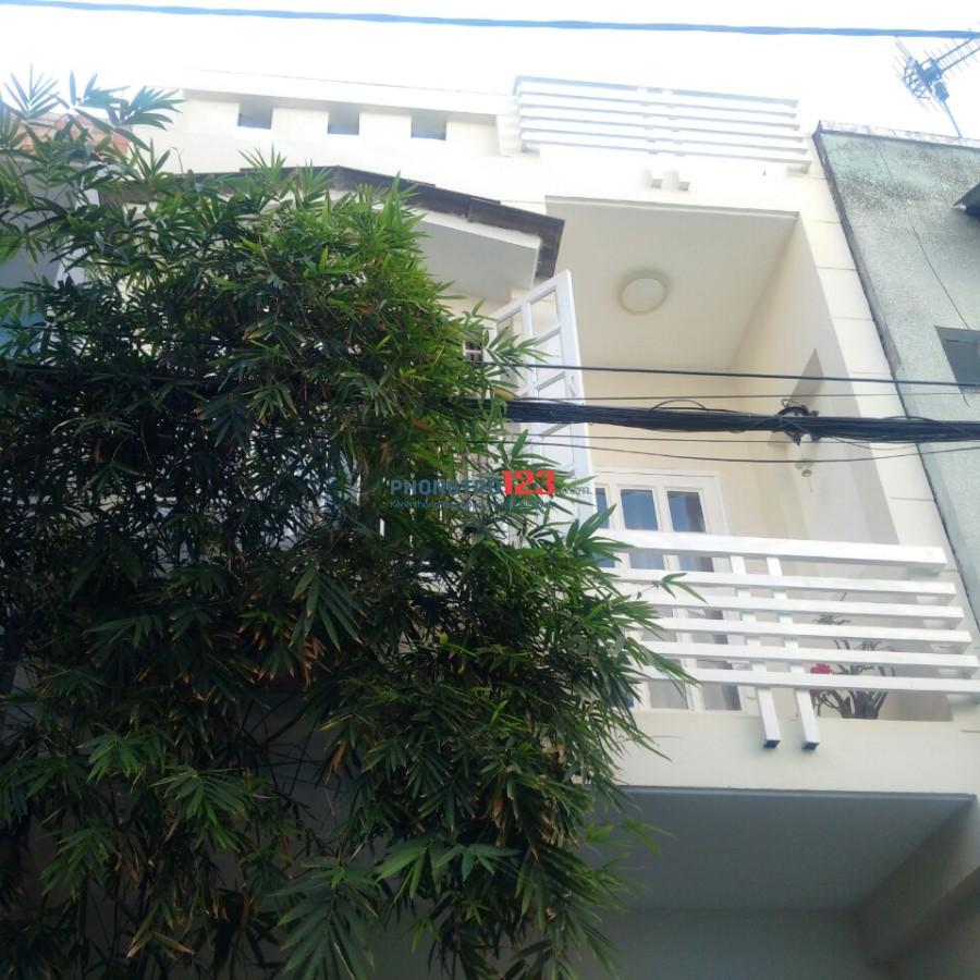 Cho thuê nguyên căn 1 lầu Quang Trung P12 Gò Vấp