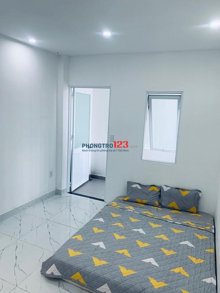 Phòng trọ Quận 10 FULL nội thất