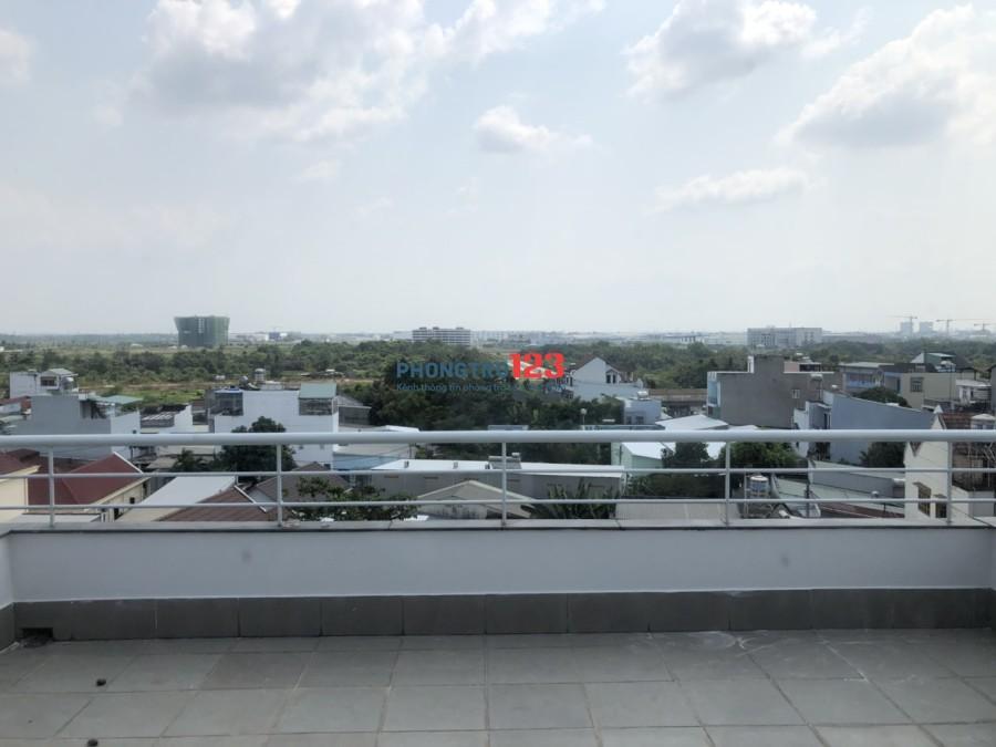 cho thuê homestay Biệt thự full nội thất cạnh KCN cao Q9, 350m2 sàn, giá chỉ 1.38tr/tháng trọn gói, lh Hùng 0914776328