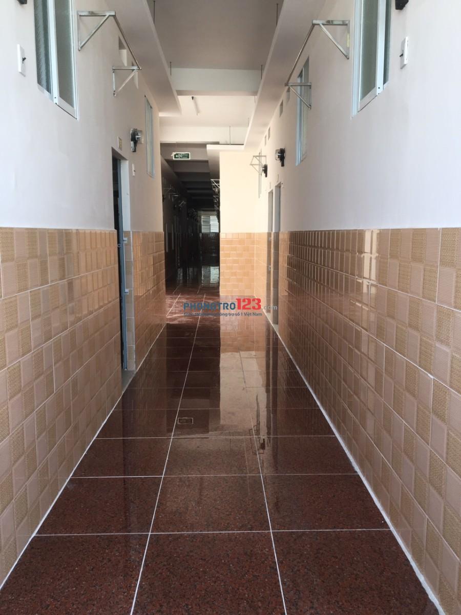 Phòng trọ mới xây thoáng mát, an ninh Q Tân Bình