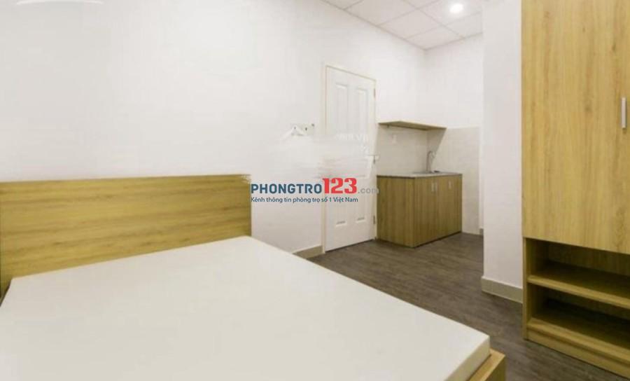 Phòng mới full nội thất ngay công viên Gia Định sân bay Tân Sơn Nhất, Hồ Văn Huê, Phú Nhuận