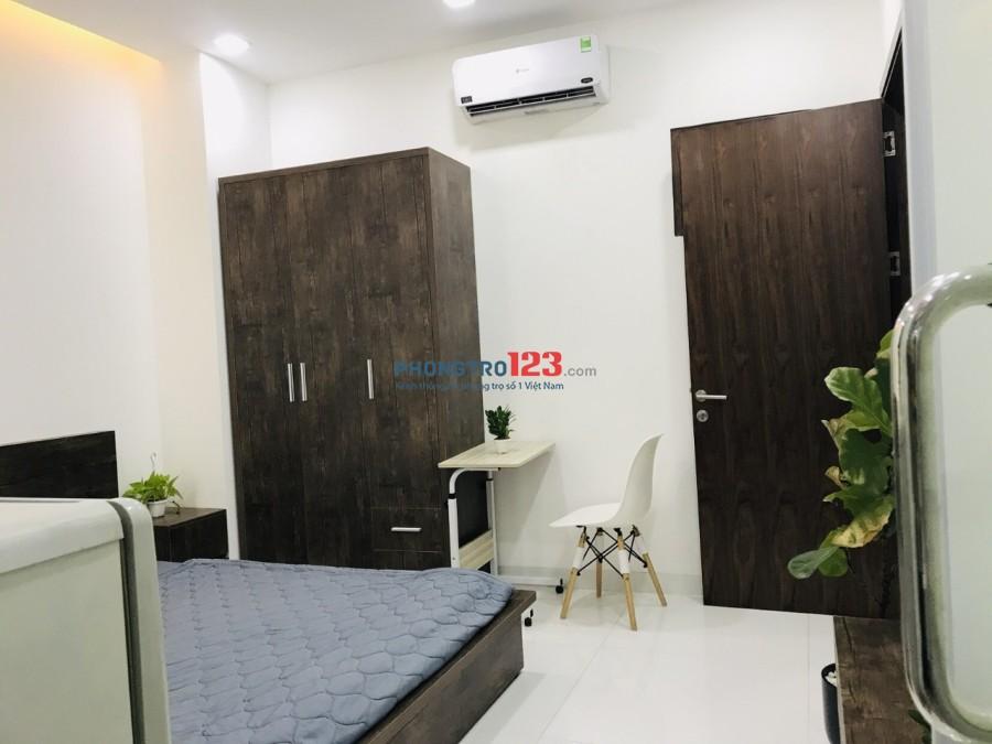 Cho Thuê Căn Hộ Mini Full Nội thất tại quận 7, Giá Rẻ ngay khu Nam Long gần cầu Tân Thuận khu chế xuất