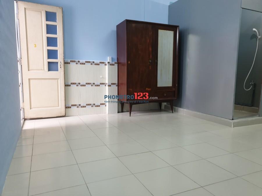 Phòng Bình Lợi rộng, sạch, đẹp, đủ tiện nghi, giờ giấc tự do. Giá 3tr4