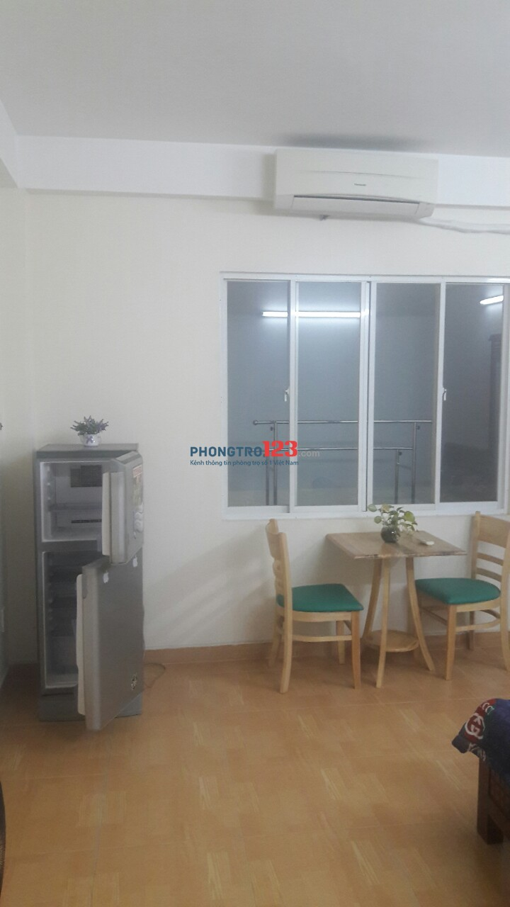 Phòng đẹp full nội thất hẻm 68/27 Út Tịch, P4 Tân Bình, gần ngã tư Hoàng Văn Thụ