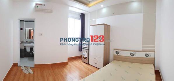 Cần cho thuê căn hộ dịch vụ cao cấp