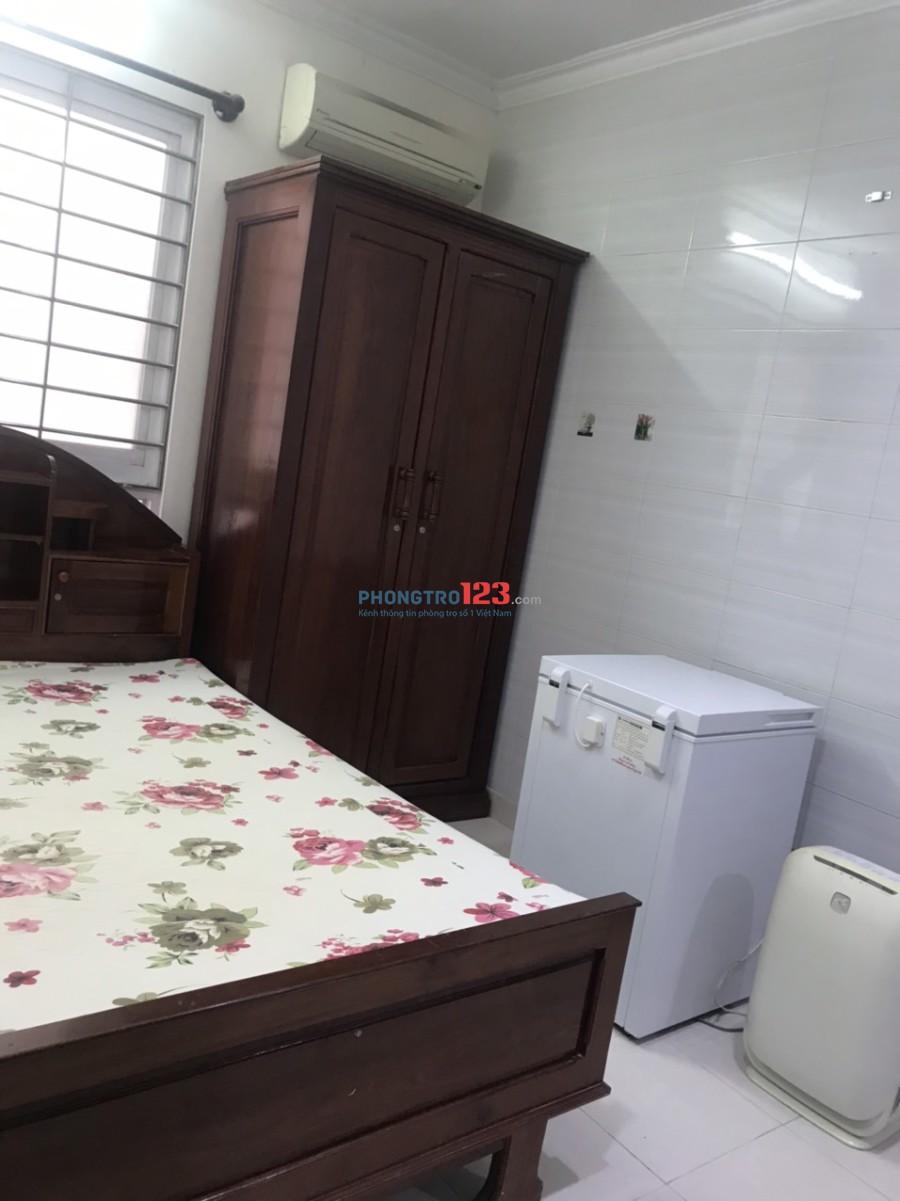 Cho thuê chung cư Thới An, Q.12 Full nội thất. LH: A Thanh Chính Chủ