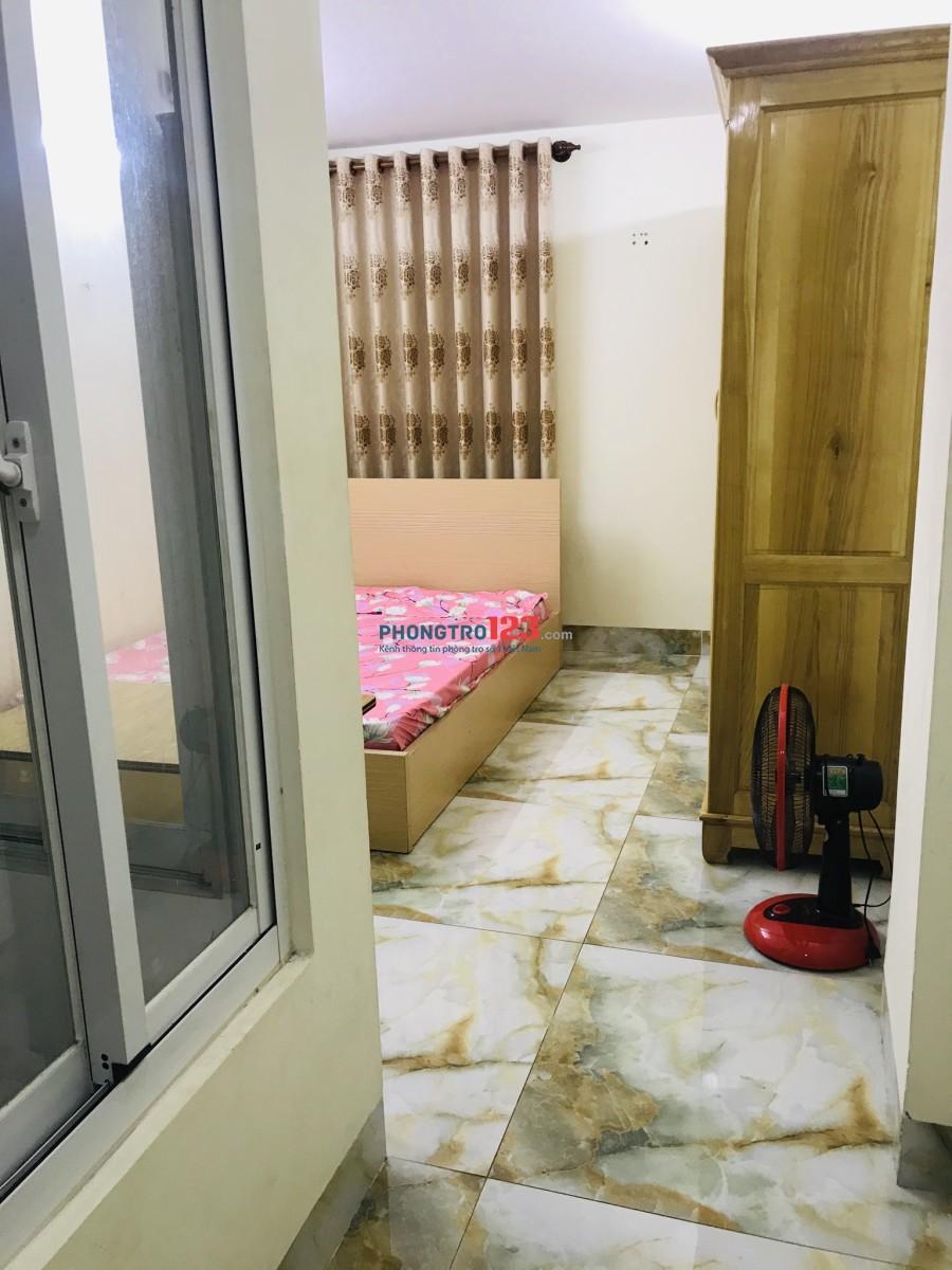 Phòng 4,3tr L1 gần Sân bay tại khu Hàn Quốc, P.4,Tân Bình