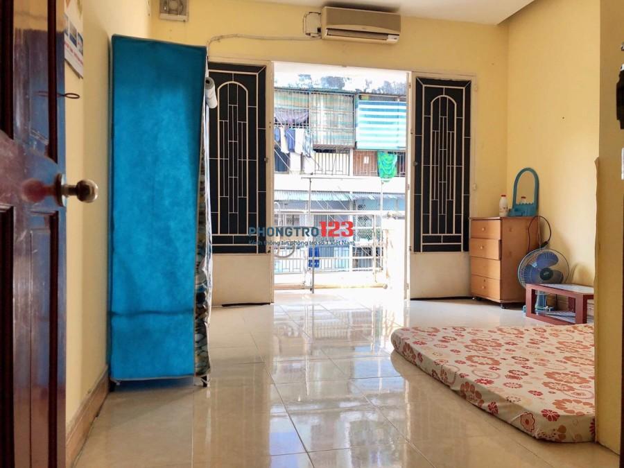 Phòng 26m phố đẹp nhiều tiện ích trung tâm Q1