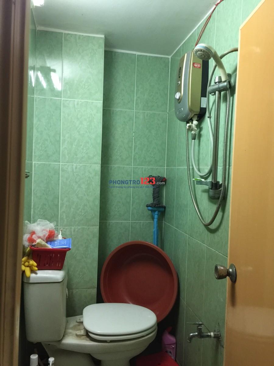 Cho thuê phòng trọ full nội thất Quận Tân Phú