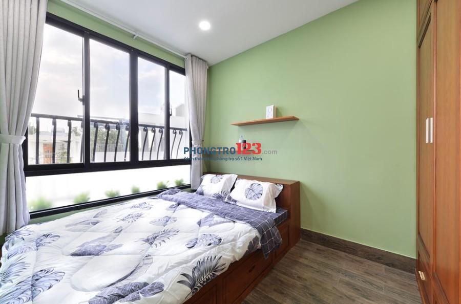 Căn hộ 2 phòng ngủ Nguyễn Thượng Hiền, P.6, Bình Thạnh