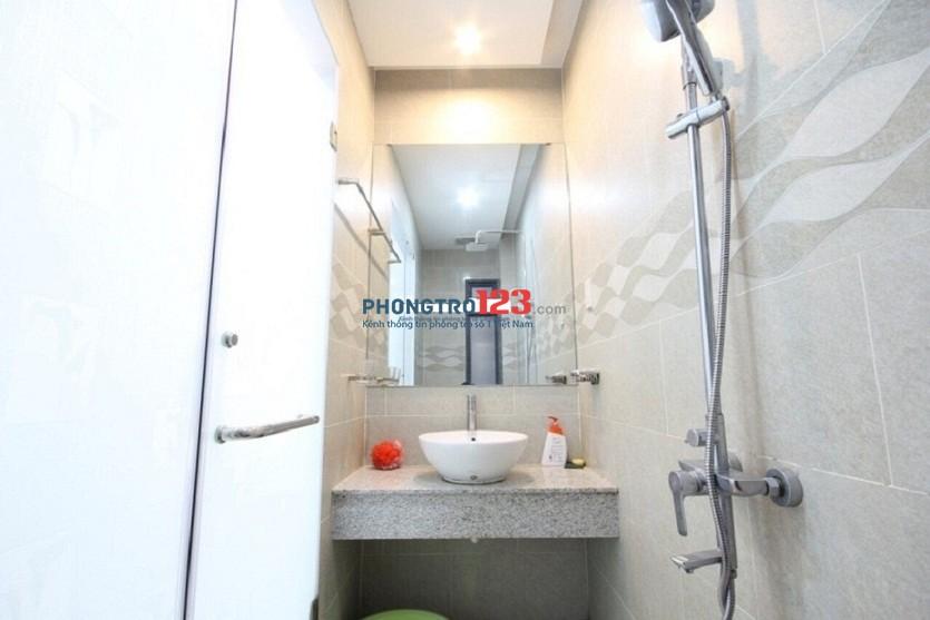 Phòng đầy đủ tiện nghi Nguyễn Sỹ Sách, Tân Bình, sạch sẽ an ninh. Giá 2.0tr/tháng