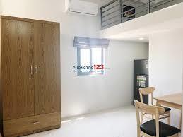 CHDV 20m2 full tiện nghi, có gác, balcon thoáng đường Hồng Hà, Phú Nhuận. Giá 3.5 tr/tháng